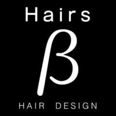ヘアーズベータ(Hairsβ)_logo
